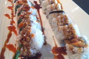 Haru Sushi food 3
