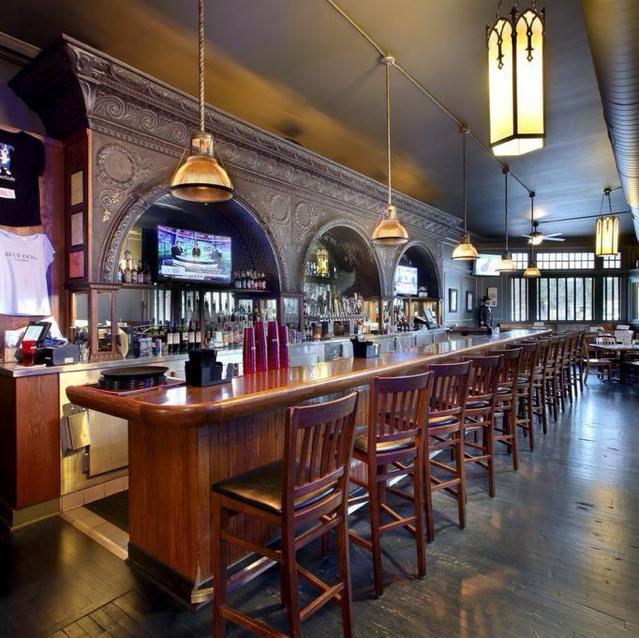 Blue Dog Tavern Directory Of Restaurants Bars