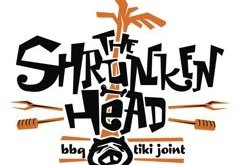 The Shrunken head logo