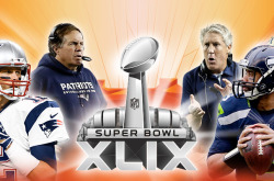 Superbowl 49 2104 Parties & Events in Greater Grand Rapids Mi