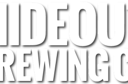 hideout-brewing-logo