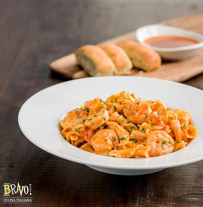 Bravo! Cucina Italiana - Directory of Restaurants, Bars, Entertainment & Local Bands in Grand ...