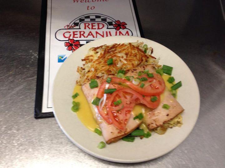Red Geranium Cafe Grand Rapids Mi