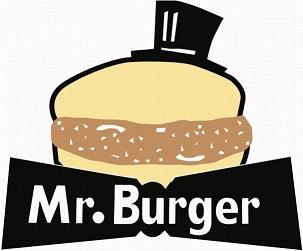 Image result for mr burger logo