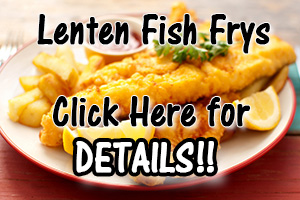 Lenten Fish Fry Friday Grand Rapids